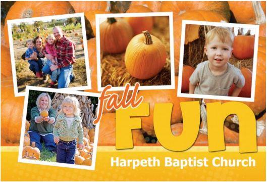 Fall Fun Night - Harpeth Baptist Church