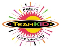 TeamKID (Kids in Discipleship)