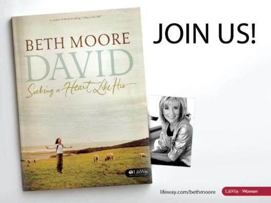 David - Beth Moore at Harpeth Baptist